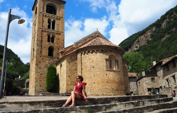 The church of Beget