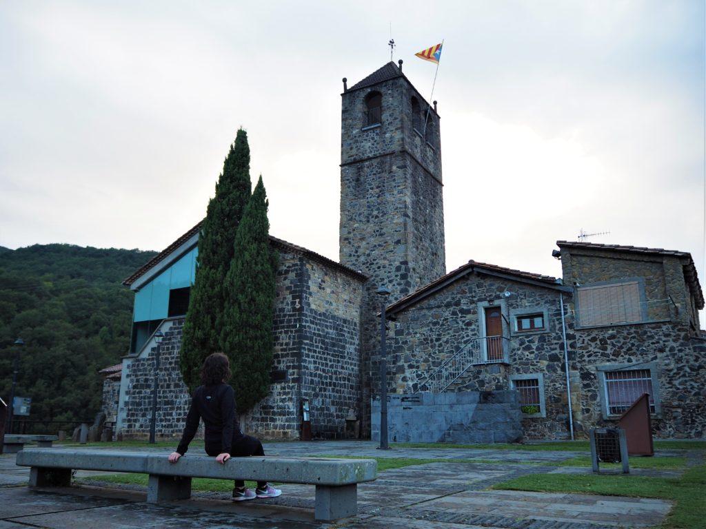 Church of Castellfollit e la Roca