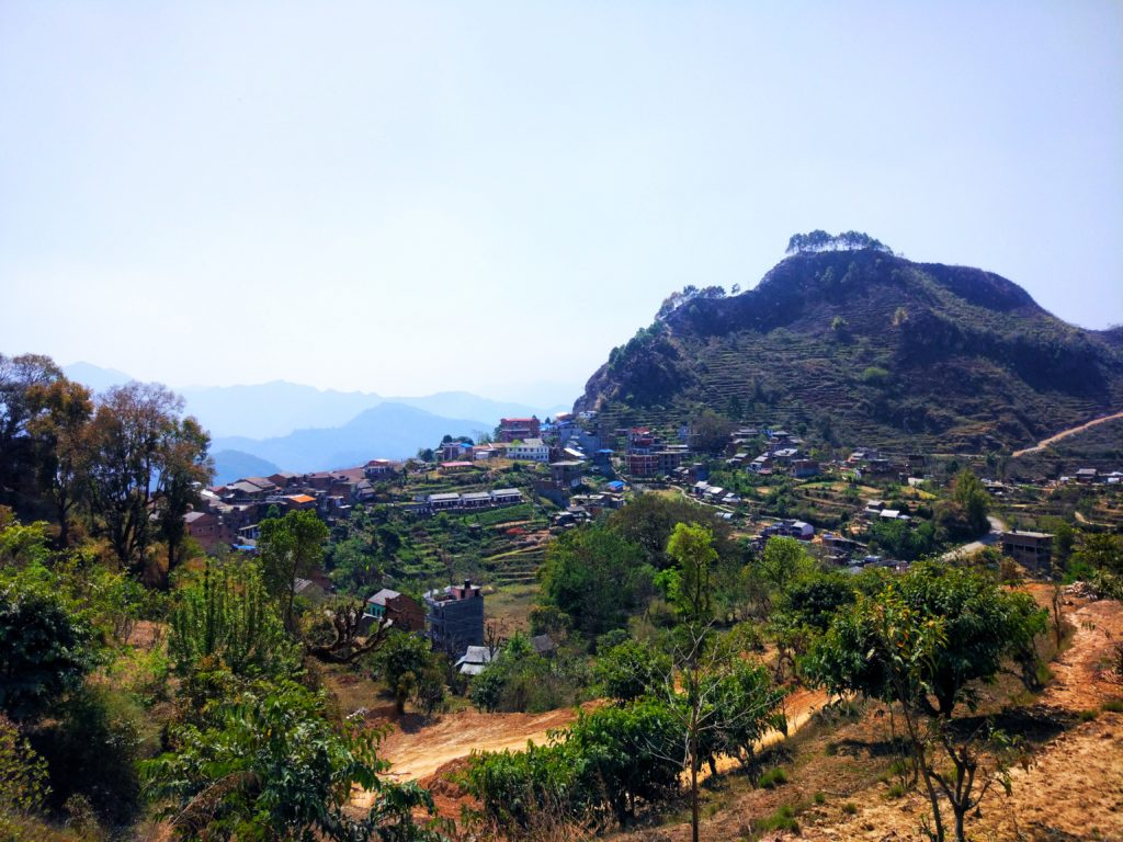 View of Bandipur