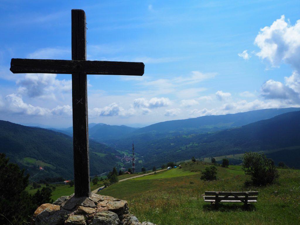 La Creu de Fusta, views
