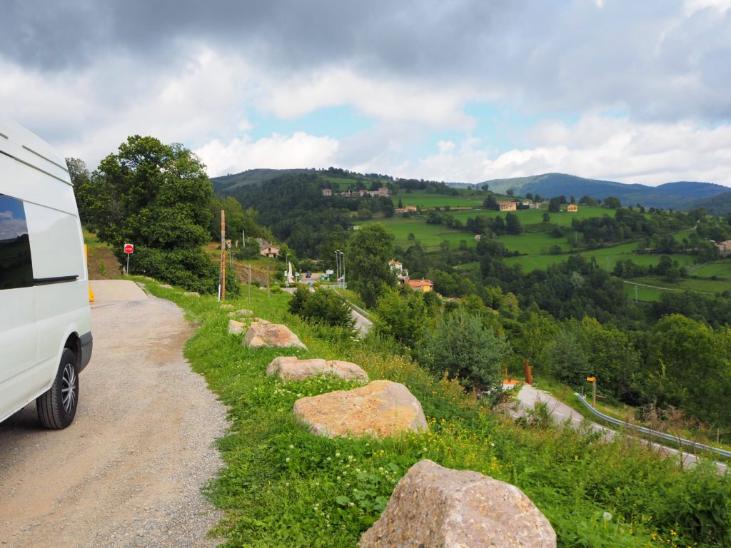Views from Molló
