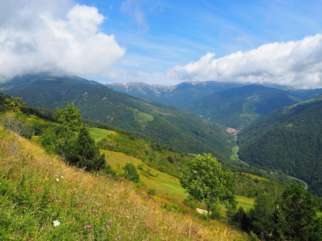 Views from La Creu de Fusta