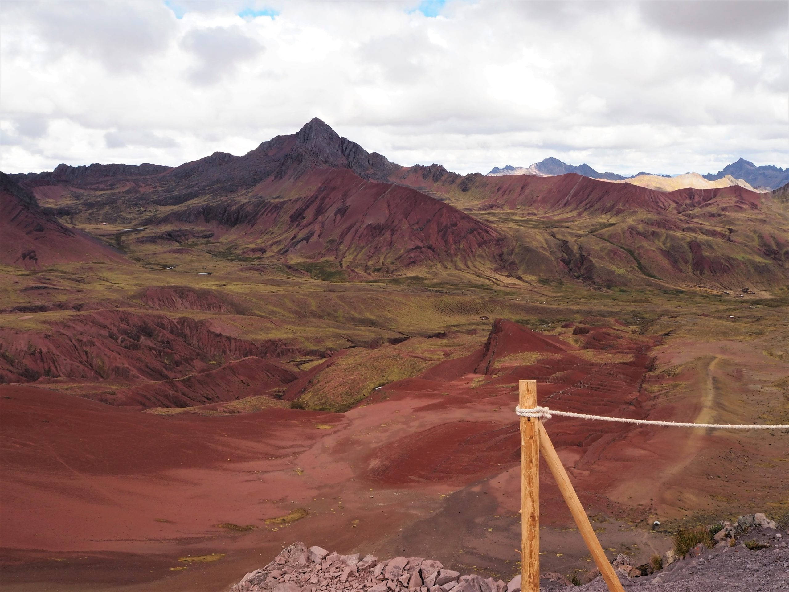 Amazing and surprising Red Valley