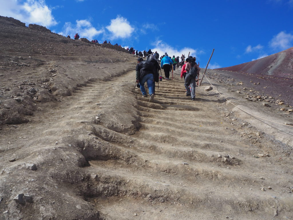 The final difficult steps
